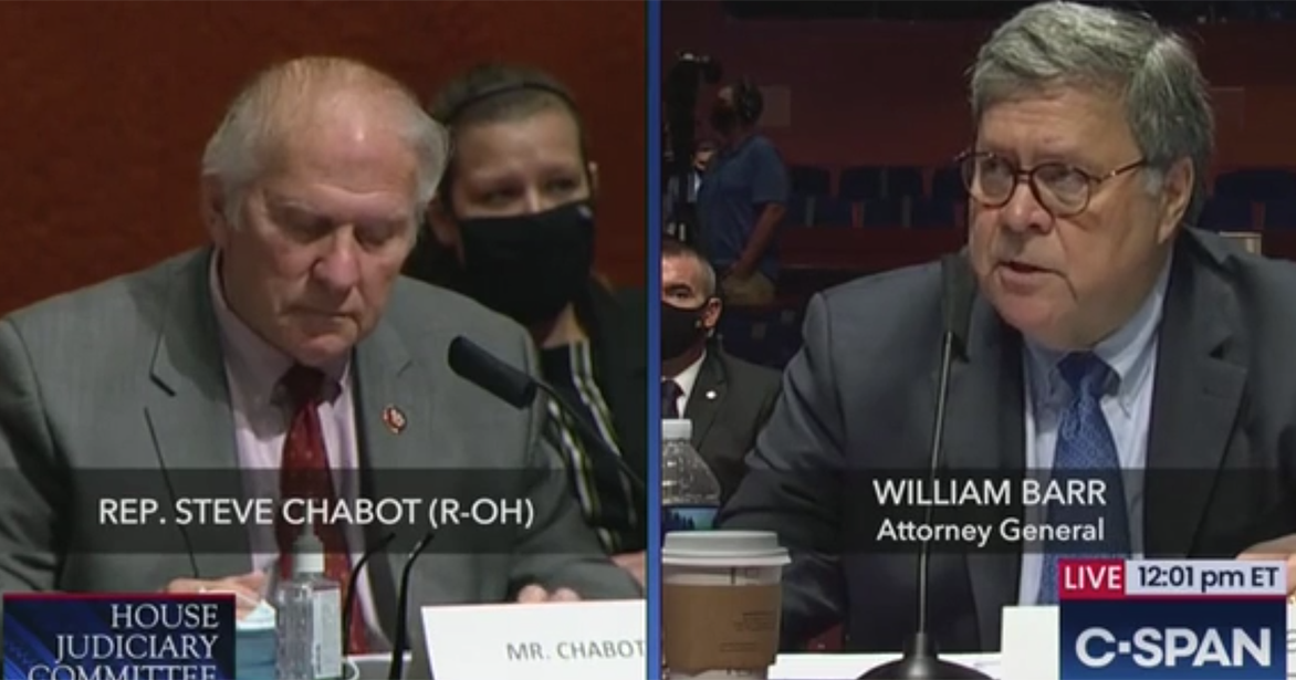 Barr Hearing