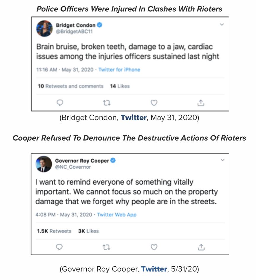 Cooper Tweets
