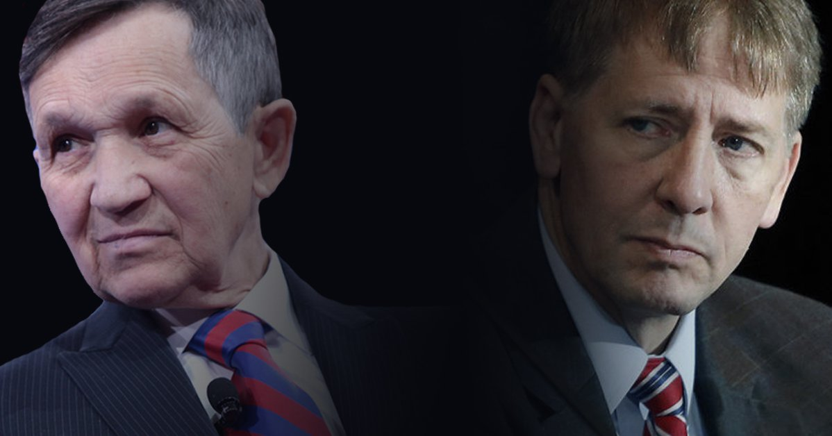 Cordray and kucinich
