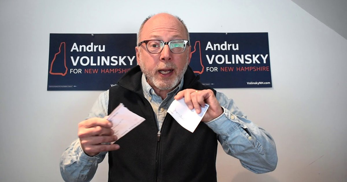 Andru Volinsky