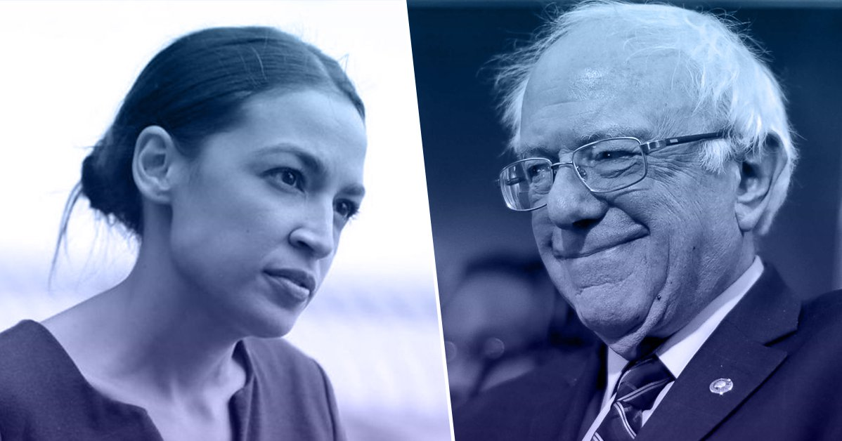 AOC and Bernie
